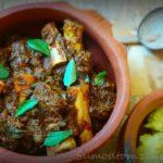 BEEF RIBS (VAARIYELLU) SPICY CURRY