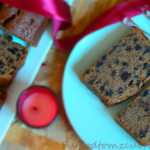 SIMPLE DRIED FRUITS (PLUM) CAKE RECIPE