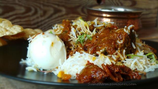 My Favourite  Biriyani Recipe