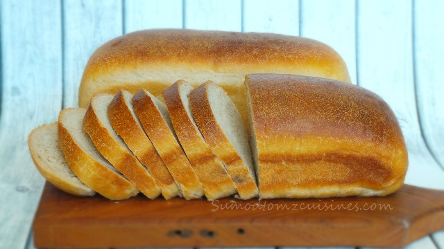 Bread Loaf with Hybrid Dough