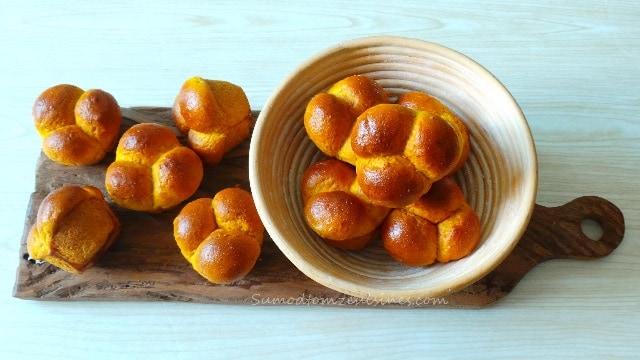 Multi-grain Pumpkin Bread