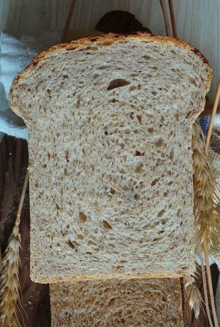 100 Wheat Bread Recipe 3